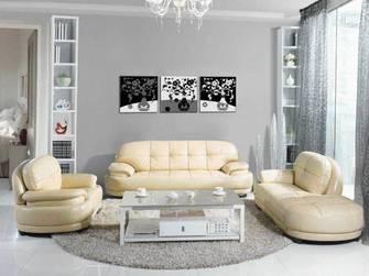 现代简约风格沙发装修图片大全