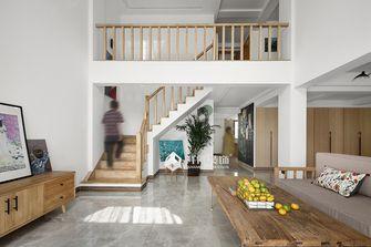 140平米三日式风格楼梯间欣赏图