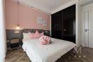 130平米四室两厅现代简约风格卧室橱柜图片