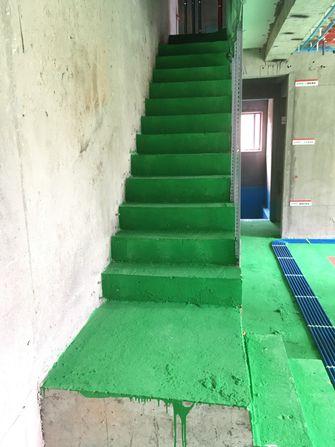 130平米四室两厅法式风格楼梯间装修图片大全