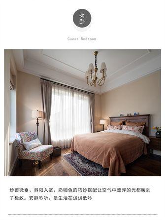 豪华型140平米三室两厅美式风格儿童房图片大全