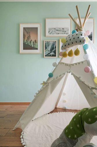 90平米日式风格儿童房效果图