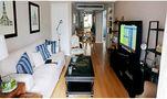 经济型90平米三室两厅地中海风格影音室图片