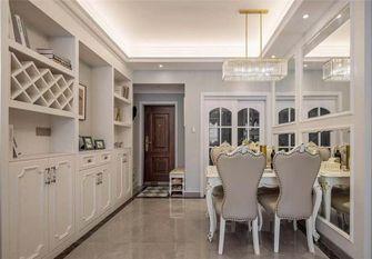 90平米三室两厅欧式风格走廊图片