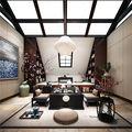 20万以上140平米别墅新古典风格阁楼装修图片大全