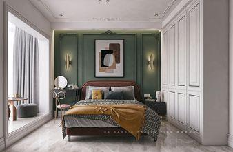 70平米一室一厅法式风格卧室图片