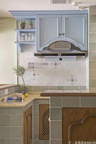 60平米法式风格厨房装修案例