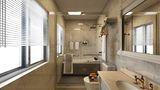 130平米三室两厅欧式风格卫生间欣赏图