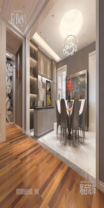 140平米四室四厅新古典风格走廊设计图