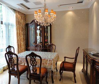3万以下140平米别墅现代简约风格餐厅图片大全