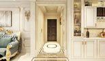 140平米三室两厅欧式风格走廊图