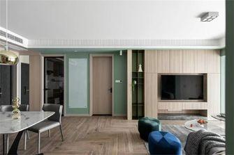 80平米公寓现代简约风格走廊欣赏图