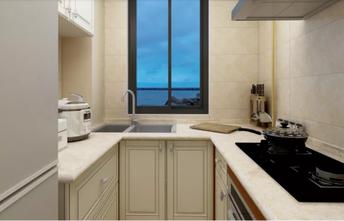 90平米田园风格厨房装修案例