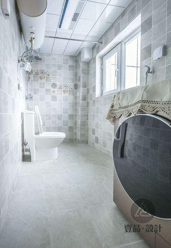 140平米复式中式风格卫生间效果图