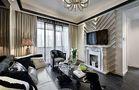 60平米公寓欧式风格客厅图