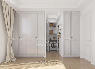 140平米三室两厅北欧风格储藏室设计图