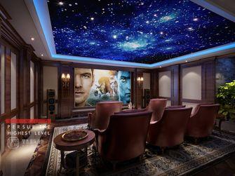 140平米别墅美式风格影音室装修案例