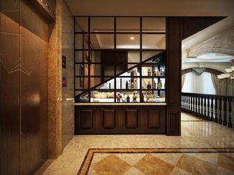 140平米三室两厅欧式风格阁楼设计图