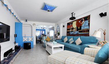 四房地中海风格效果图