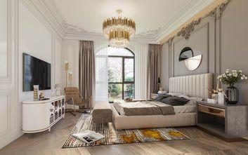 140平米别墅法式风格卧室图