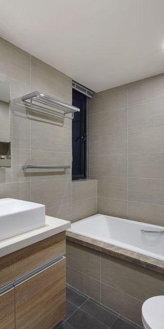 130平米三室五厅北欧风格卫生间装修图片大全