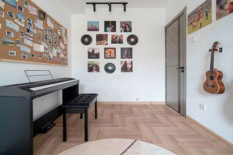 70平米三现代简约风格影音室图片大全