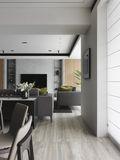 90平米三宜家风格客厅装修案例