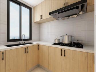 90平米田园风格厨房图片大全