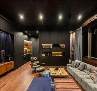 60平米公寓混搭风格客厅设计图
