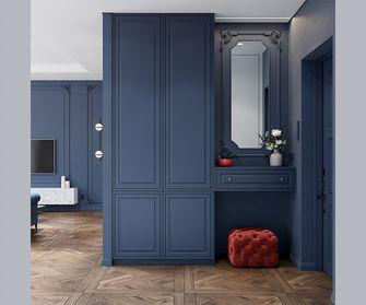 110平米公寓欧式风格玄关图
