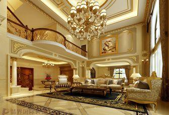 140平米别墅法式风格客厅设计图