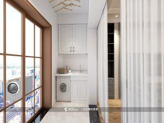 60平米三室两厅北欧风格阳台效果图