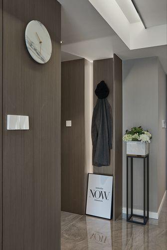 140平米四室两厅混搭风格走廊欣赏图