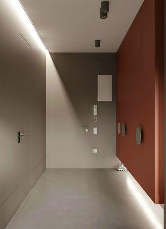 70平米公寓北欧风格玄关欣赏图