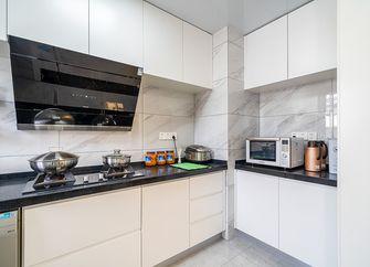 140平米别墅北欧风格厨房图片