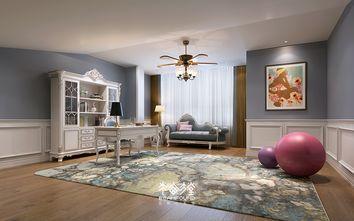 豪华型140平米别墅欧式风格健身室欣赏图
