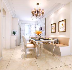 70平米欧式风格客厅装修效果图