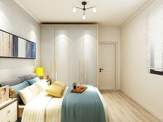 70平米混搭风格卧室图片