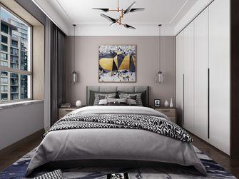 140平米三室两厅其他风格卧室效果图