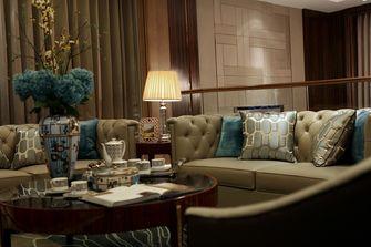 100平米三室一厅新古典风格客厅图片