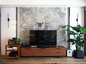 140平米四室四厅现代简约风格客厅装修案例