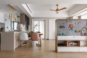 90平米三室兩廳現代簡約風格客廳圖片大全