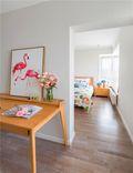 120平米三室五厅北欧风格卧室欣赏图
