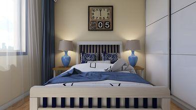 80平米三地中海风格卧室图片