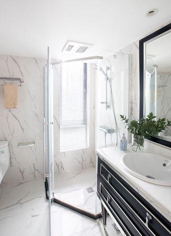 140平米四室两厅法式风格卫生间设计图