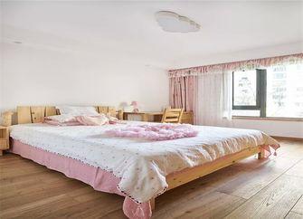 130平米三室一厅日式风格儿童房图片大全