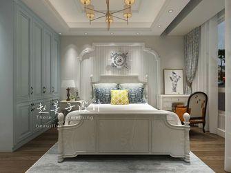 100平米三室一厅地中海风格卧室图片