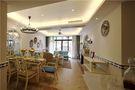 豪华型140平米四室三厅地中海风格客厅装修案例