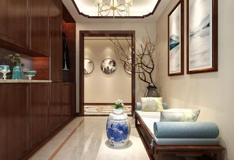 130平米三室两厅中式风格书房欣赏图