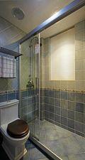 140平米三室两厅地中海风格卫生间装修案例